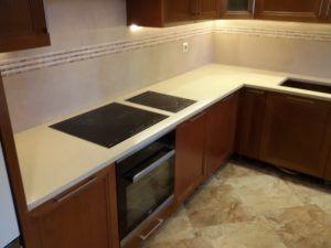 blaty kuchenne z konglomeratu kwarcowego Harmonia Sierra